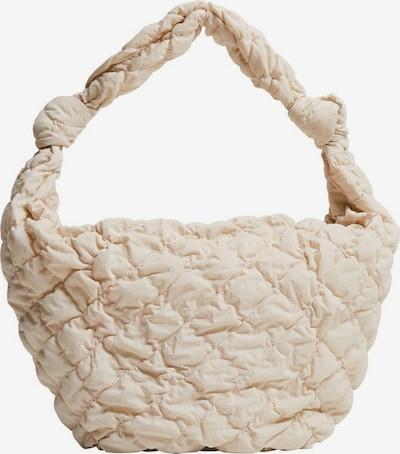 Geantă tip sac 'Cosy' MANGO pe culoarea pielii, Vizualizare produs