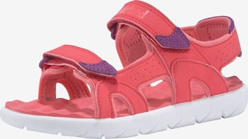 TIMBERLAND Sandale 'Perkins Row 2' in Pink