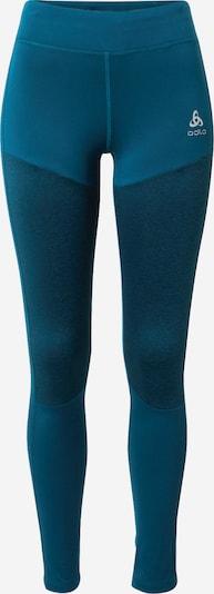 Sportinės kelnės 'MILLENNIUM YAKWARM' iš ODLO , spalva - benzino spalva, Prekių apžvalga