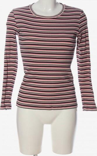 Samsøe Samsøe Ringelshirt in M in pink / schwarz / weiß, Produktansicht
