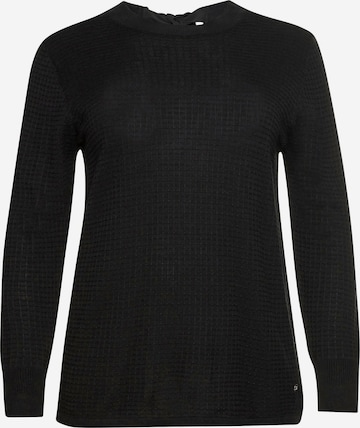 juoda SHEEGO Megztinis
