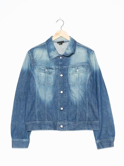 DIESEL Jeansjacke in L in blue denim, Produktansicht