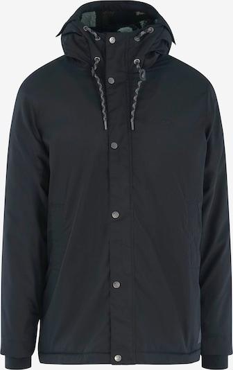 mazine Winterjas 'Chester' in de kleur Zwart, Productweergave