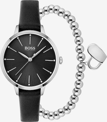 BOSS Casual Jewelry Set in Black