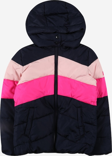GAP Tussenjas in de kleur Navy / Pink / Rosa, Productweergave