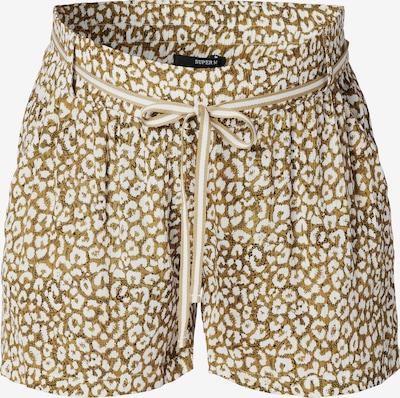 Pantaloni Supermom di colore senape / bianco, Visualizzazione prodotti