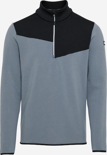 CMP Bluzka sportowa w kolorze grafitowy / czarnym, Podgląd produktu
