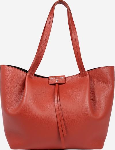 PATRIZIA PEPE Nakupovalna torba 'BORSA' | rjasto rdeča barva, Prikaz izdelka