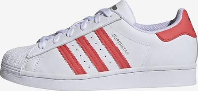 ADIDAS ORIGINALS Sneaker 'Superstar' in gold / melone / weiß, Produktansicht