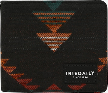 Porte-monnaies Iriedaily en noir