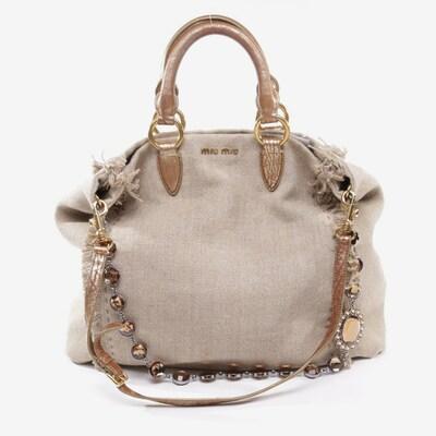 Miu Miu Bag in One size in Beige, Item view