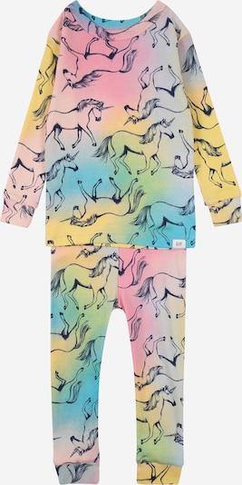 GAP Pidžama jauktu krāsu, Preces skats