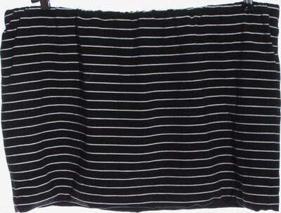 Ulla Popken Minirock in 5XL in schwarz / weiß, Produktansicht