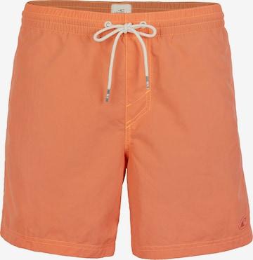 O'NEILL Ujumispüksid 'Vert', värv oranž