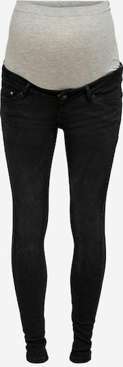 Only Maternity Jeans 'Paola' in black denim, Produktansicht