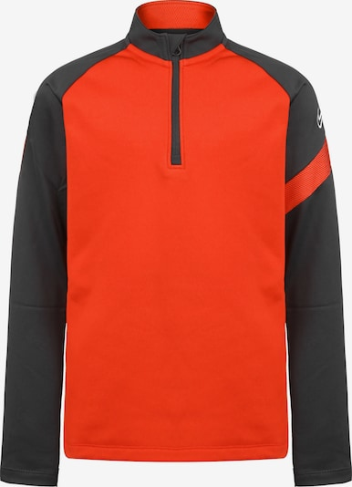 NIKE Shirt in orange / schwarz, Produktansicht