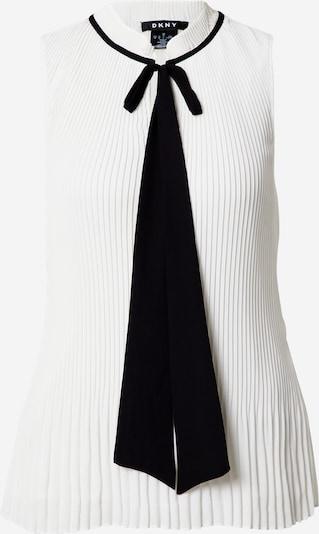 DKNY Top in de kleur Zwart / Wit, Productweergave