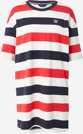 GANT Kleid in marine / rot / weiß, Produktansicht