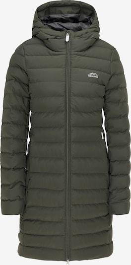 ICEBOUND Manteau d'hiver en kaki, Vue avec produit