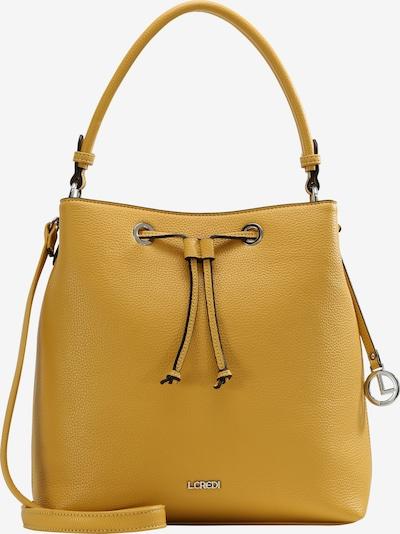 L.CREDI Handbag 'Ebony' in Yellow, Item view