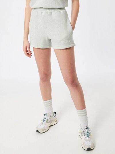 PARI Shorts in mint: Frontalansicht