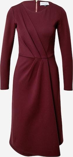 Closet London Kleid in burgunder, Produktansicht