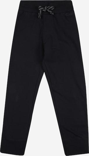 CMP Pantalon d'extérieur en noir, Vue avec produit