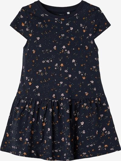 NAME IT Kleid 'Vigga' in nachtblau / mischfarben, Produktansicht