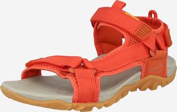 Sandales de randonnée CAMEL ACTIVE en rouge
