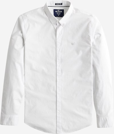 HOLLISTER Chemise en blanc, Vue avec produit