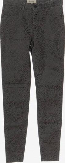 SELECTED Skinny Jeans in 27-28 in hellgrau / schwarz, Produktansicht