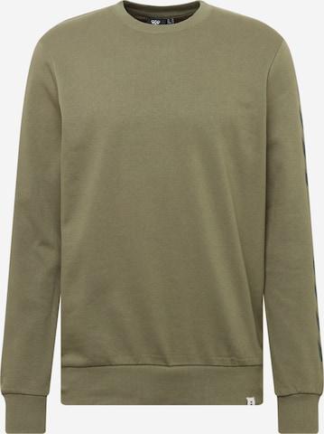 Hummel Sportsweatshirt i grønn
