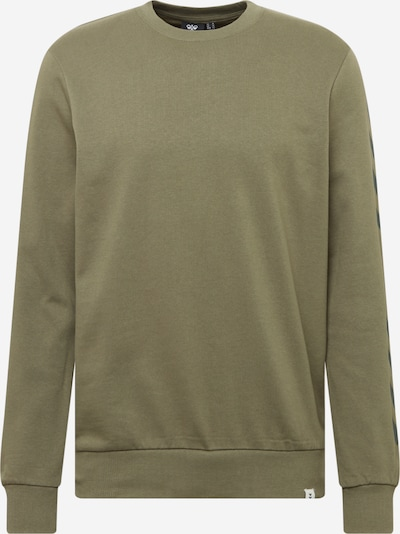 Hummel Athletic Sweatshirt in Khaki / Dark green, Item view