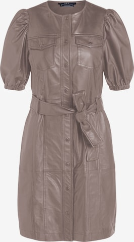 SET Sukienka w kolorze brązowy