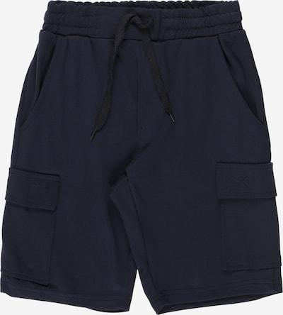 D-XEL Broek 'FRANZ' in de kleur Navy, Productweergave