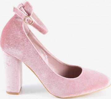 Belle Women Riemchenpumps in 37 in Pink