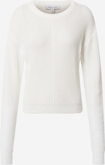 NU-IN Pullover 'Seam' in weiß, Produktansicht