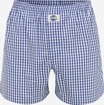 D.E.A.L International Calzoncillo boxer en azul cielo / azul claro / blanco, Vista del producto
