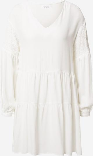GLAMOROUS Kleid in weiß, Produktansicht