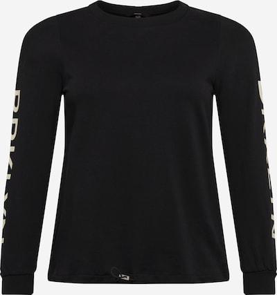 Vero Moda Curve Sweat-shirt en noir, Vue avec produit