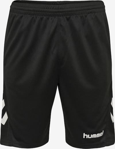 Hummel Sporthose in schwarz, Produktansicht