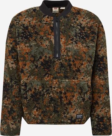 LEVI'S Pullover in Grün