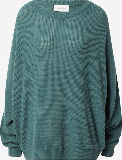 AMERICAN VINTAGE Pullover 'NIZY' in petrol, Produktansicht