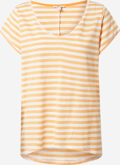 Maglietta ESPRIT di colore mandarino / bianco, Visualizzazione prodotti
