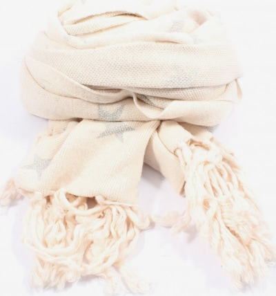 RINO & PELLE Fransenschal in One Size in creme, Produktansicht