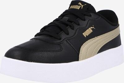 PUMA Sneaker 'Skye Clean' in gold / schwarz, Produktansicht