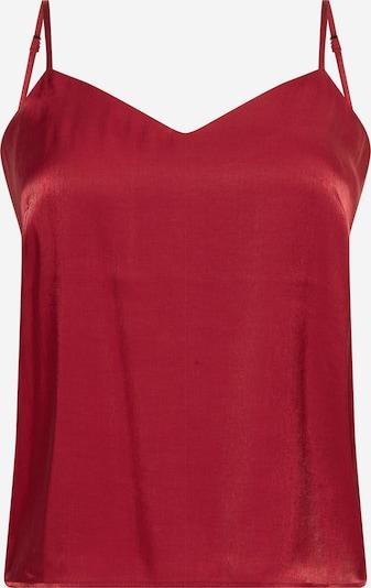 Palaidinė be rankovių 'Kalika' iš Vero Moda Curve , spalva - tamsiai raudona, Prekių apžvalga
