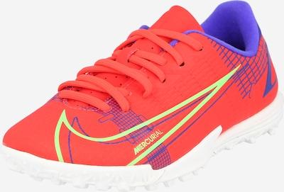 NIKE Futbola apavi 'Vapor 14' neona dzeltens / neona lillā / oranžsarkans, Preces skats