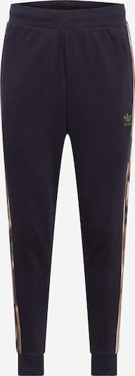 ADIDAS ORIGINALS Hose in hellbeige / khaki / dunkelgrün / schwarz, Produktansicht