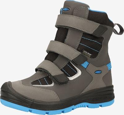 KEEN Boots in de kleur Blauw / Grijs / Zwart, Productweergave